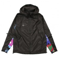 AKM エーケーエム DUBLE FOOD ZIP UP BLOUSON ブルゾン UED-003-PE03