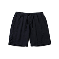 BANDEL バンデル ショーツ Walk Shorts Embroidery Logo BAN-WS003 Black