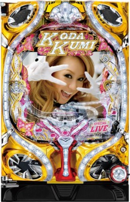 [お取り寄せ]CR FEVER KODA KUMI V SPECIAL LIVE BIG or SMALL